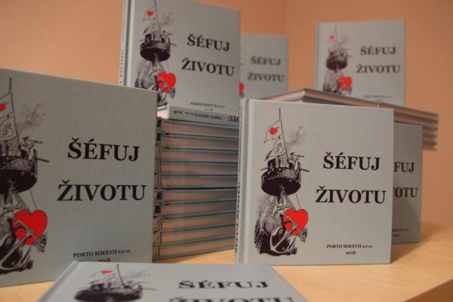 Porto vydalo 2. knížku! Šéfuj životu 2018 ❤️