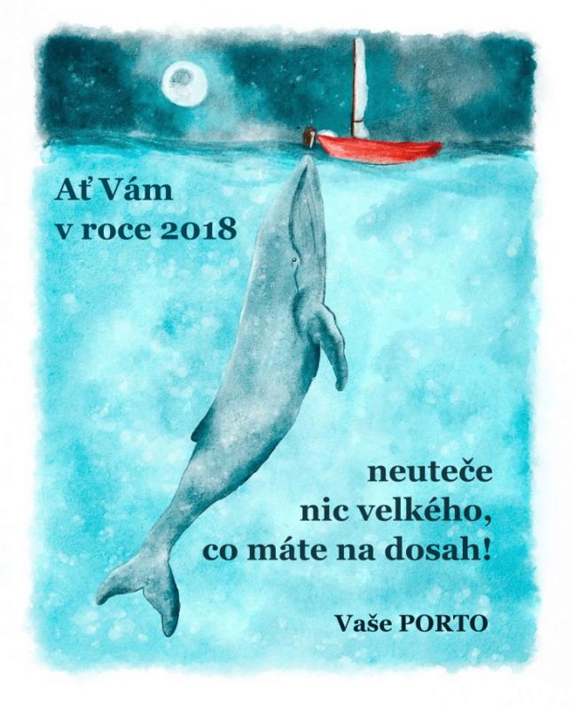 Krásnou plavbu do nového roku!