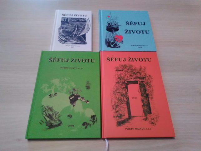 Porto vydalo již svou 4. knihu ❤️